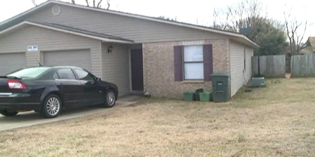The boy was allegedly abused and starved in the home in Fayetteville, Ark.