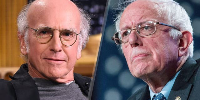 Despite impersonating him on 'Saturday Night Live,' Larry David called for Bernie Sanders to drop out of the 2020 presidential race.
