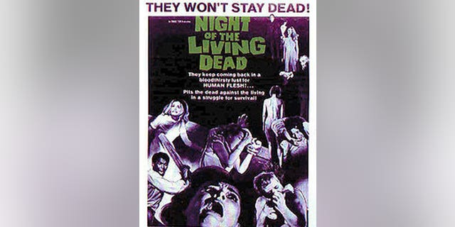 'Night of the Living Dead' is just one of the horror movies joining Amazon Video in March 2020.