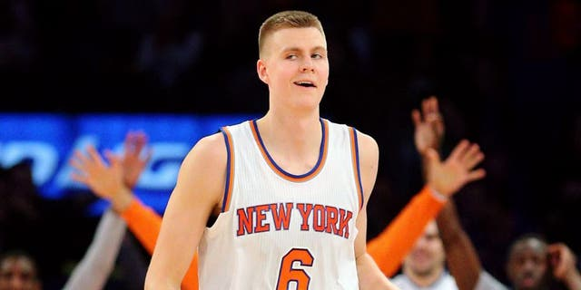 Porzingis was once linked to a trade with the Kings.
