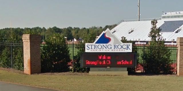 Strong Rock Christian School