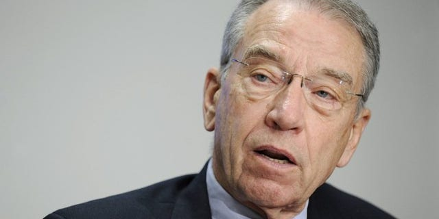 Grassley says the Obama administration could do more to deport illegal immigrants who have served prison time.