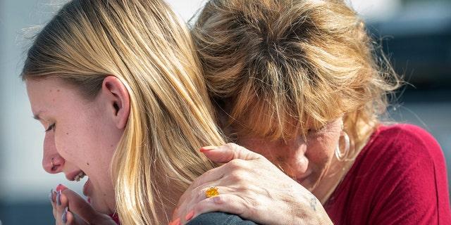 Ten people were killed Friday in a school shooting in Santa Fe, Texas.