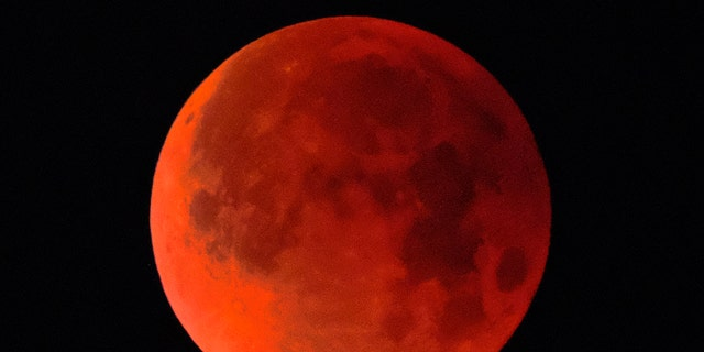 Earth will experience a rare 'super blood moon' eclipse on Jan. 20 and Jan. 21.