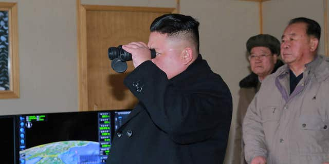 North Korean dictator Kim Jong Un has become increasingly belligerent.