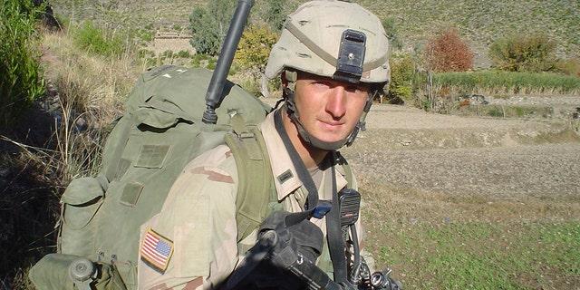 Army Ranger Matthew Griffin