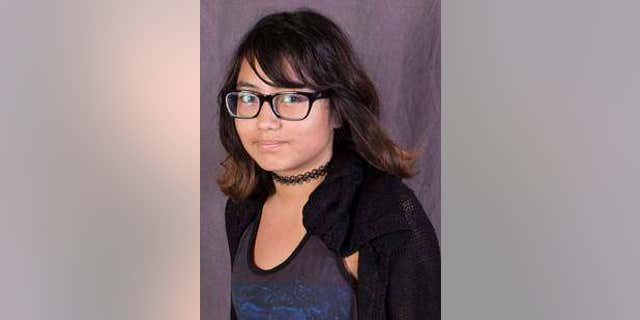 This undated photo released by the Walker County Sheriff's Office shows Adriana Coronado. (Walker County Sheriff's Office via AP)