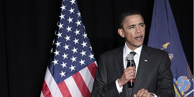 March 29: President Obama delivers remarks at a DNC fundraiser at the Studio Museum in Harlem in New York.