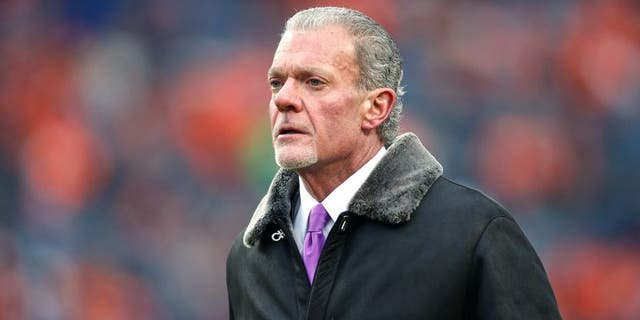 """Colts owner Jim Irsay listed Indy for """"at least"""" two Super Bowl wins"""