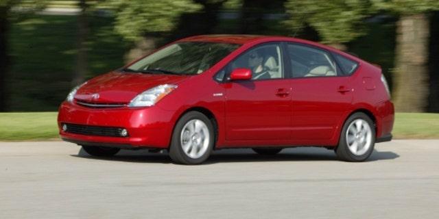 2007-2009 Toyota Prius