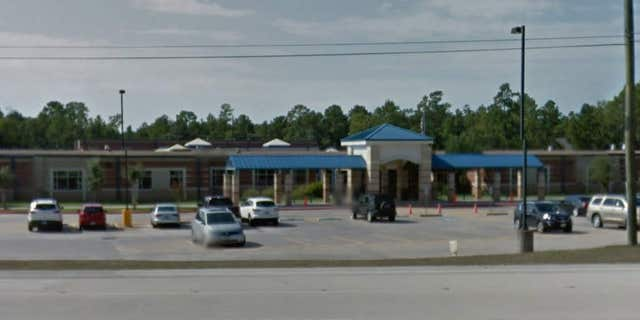 Bear Branch Elementary in Magnolia, TX.