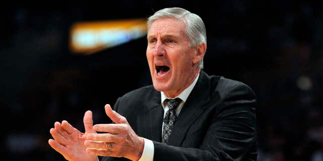 Westlake Legal Group 0407-jerry-sloan Legendary NBA coach Jerry Sloan 'dying' while battling dementia, Parkinson's disease: report Ryan Gaydos fox-news/sports/nba/utah-jazz fox-news/sports/nba/chicago-bulls fox-news/sports/nba fox news fnc/sports fnc article a5b1c217-c925-5f9c-826b-000f3da72b2b