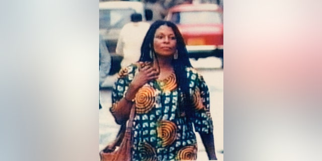 An undated file photo provided by the New Jersey State Police showing Assata Shakur - the former Joanne Chesimard - who was put on a U.S. government terrorist watch list on May 2, 2005. (AP Photo/New Jersey State Police, File)