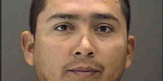 Magdiel Medrano-Bonilla, 30, was arrested following a road rage incident in Sarasota, Florida.