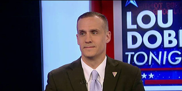 "The Democratic Party's national leadership ""could steal"" the presidential nomination from Sen. Bernie Sanders, Corey Lewandowski, pictured, warned Saturday night."