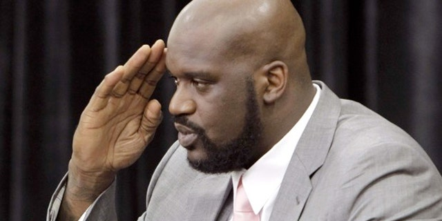"""Shaquille O'Neal will launch his own gluten-free, sugar-free brand of vodka, """"Luv Shaq"""" in early 2013."""