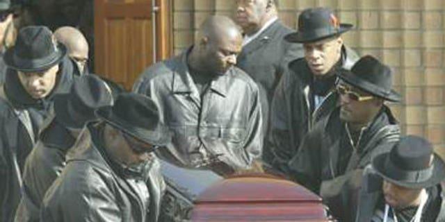 Jam Master Jay, shot dead in 2002 in a Queens, New York recording studio