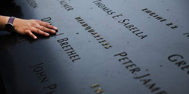 """Families of 9/11 victims are outraged that a climactic scene involving a greedy hedge-funder in the season finale of Showtime's """"Billions"""" was filmed at the Ground Zero Memorial."""