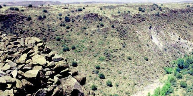 Agua Fria National Monument in Yavapai County, Ariz. (AP).