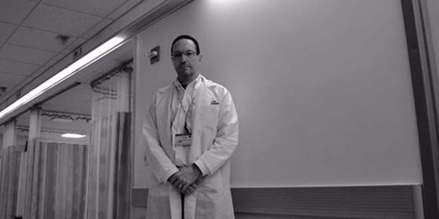 Dr. Antonio Dajer remembers triaging patients as they floodedinto the emergency room, then it slowed to a trickle.