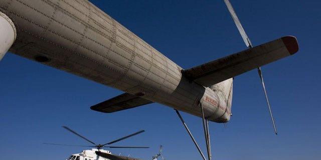File: Mi-17 helicopter lands on base Delaram in Nimroz province, southern Afghanistan.