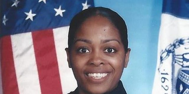 Officer Miosotis Familia. (New York Police Department)