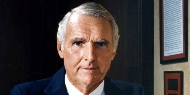 In this undated image provided by Enterprise Holdings Inc, Enterprise Rent-A-Car founder Jack Taylor is pictured.