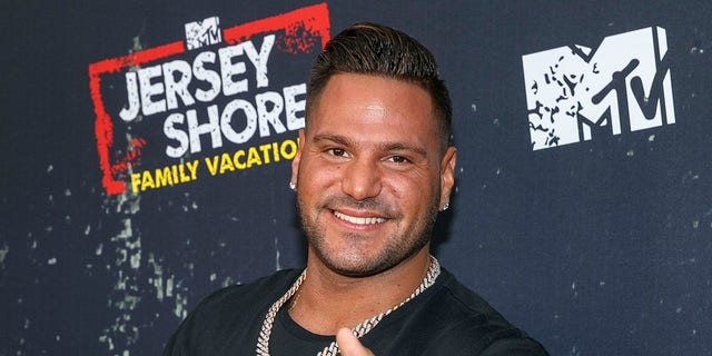 Television personality Ronnie Ortiz-Magro was arrested on Thursday after he was allegedly involved in a domestic violence incident in Los Angeles, Fox News has confirmed. (Photo by Rich Polk/Getty Images for MTV)