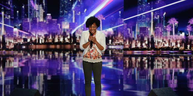 """America's Got Talent"" on NBC."