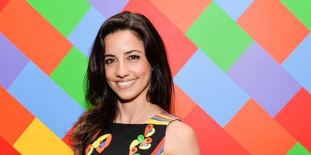 """FILE- In this April 7, 2015, file photo, Shoshanna Lonstein Gruss attends a special screening of """"Desert Dancer"""" hosted by The Cinema Society, at The Museum of Modern Art in New York. Police say thieves broke into the home of Gruss and stole $1.5 million worth of jewelry."""