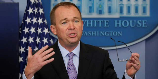 Mulvaney said Congress is needed if the budget is to be balanced