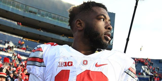 J.T. Barrett won a national championship with Ohio State. (Photo by Andrew Weber/Getty Images)