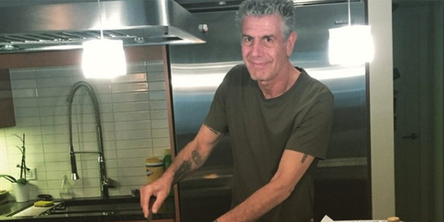 Anthony Bourdain was found dead Friday. He was 61.