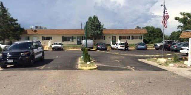 Pueblo Grande mobile home park