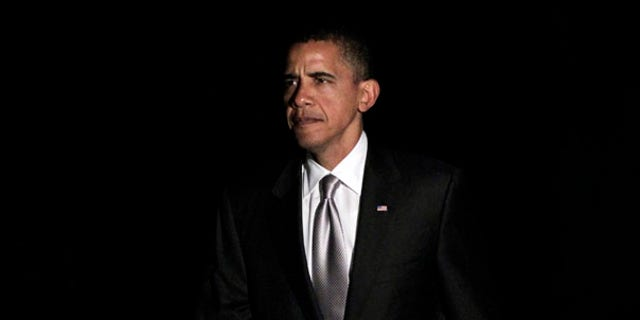 Aug. 9: President Obama returns to the White House after a day in Texas raising money for Democrats.