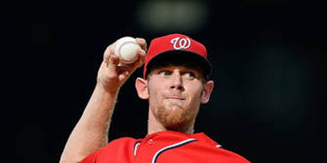 Stephen Strasburg opts out of contract with Nationals