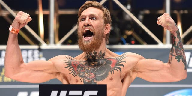 Conor Mcgregor Gets New Tattoo Much To Dana Whites Chagrin