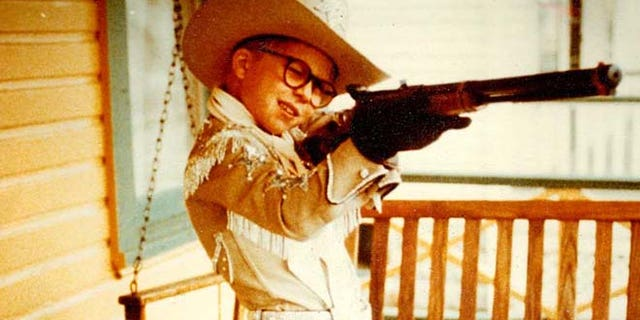 """The Red Ryder BB gun was made famous in the 1983 film """"A Christmas Story."""""""