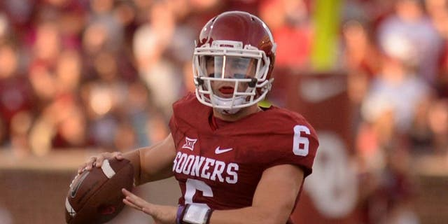 Baker Mayfield Doesn't Like Texas QB Sam Ehlinger