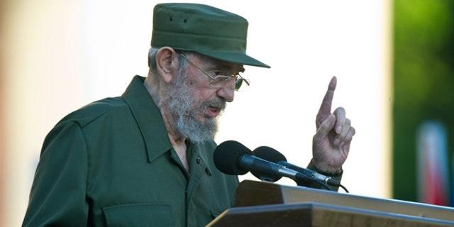 Sept. 3: Former Cuban President Fidel Castro speaks at Havana's University.