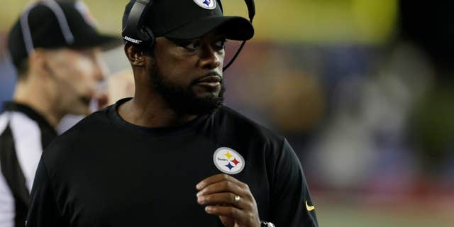 Mike Tomlin is looking to get back to the Super Bowl.
