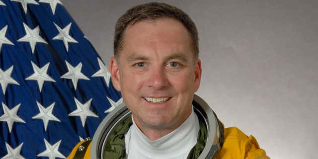 In this June 25, 2013, photo released by the U.S. Air Force 9th Reconnaissance Wing public affairs, shows Lt. Col. Ira S. Eadie, who died in a crash of a U-2 Dragon Lady spy plane after taking off from Beale Air Force Base in Northern Calif., on Tuesday, Sept. 20, 2016.