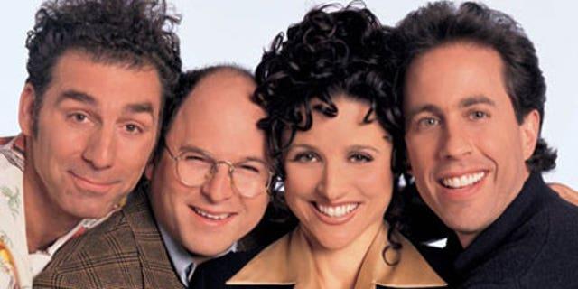 """Seinfeld"" ran for a successful 9 seasons."