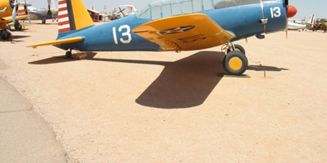 "309th Aerospace Maintenance and Regeneration Group ""Boneyard"""