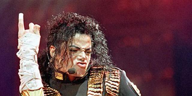 Aug. 25, 1993: Michael Jackson.