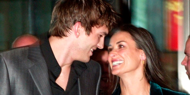 Ashton Kutcher and Demi Moore were married from 2005-2013.