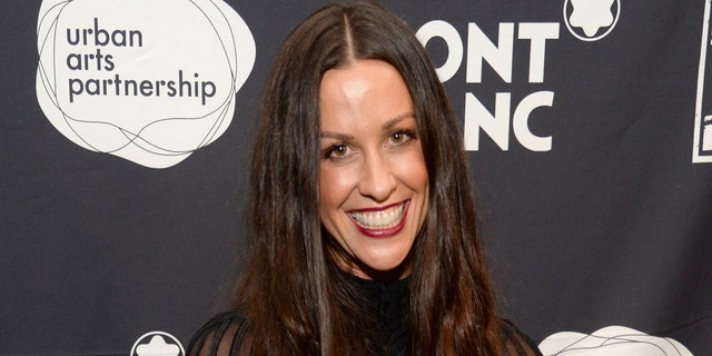 Alanis Morissette recalled the time she was held at gunpoint while making 'Jagged Little Pill.'