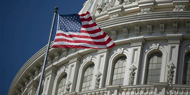 FILE -- Sept. 1, 2013: The dome of the U.S. Capitol is seen in Washington.