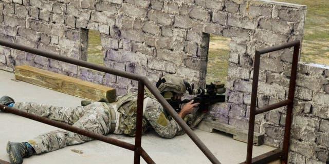 (Staff. Sgt. Jacob Braman, U.S. Army)