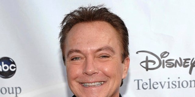 David Cassidy died on Nov. 21 at the age of 67.
